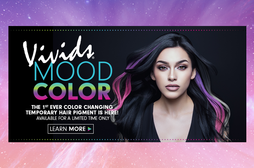 Pravana Australia : ChromaSilk Vivids MOOD colour. View more here