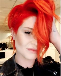 Kelly Osbourne VIVIDS Orange